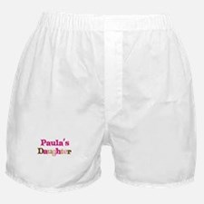 Paula's Daughter Boxer Shorts