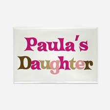 Paula's Daughter Rectangle Magnet