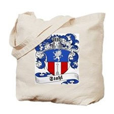Stahl Family Crest Tote Bag