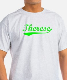 Vintage Therese (Green) T-Shirt