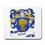 Staub Family Crest Mousepad