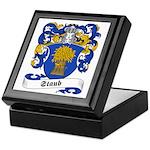 Staub Family Crest Keepsake Box