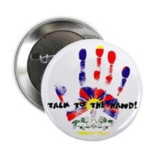 TALK TO THE HAND BUTTON