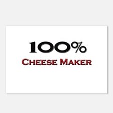 100 Percent Cheese Maker Postcards (Package of 8)
