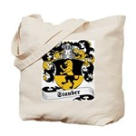 Stauber Family Crest Tote Bag