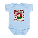 Steiger Family Crest Infant Creeper