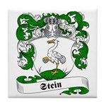 Stein Family Crest Tile Coaster