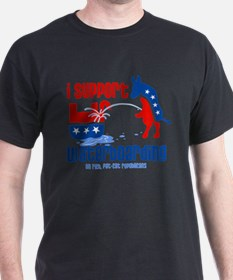 Support Waterboarding! T-Shirt