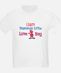 Liam - Mommy's Love Bug T-Shirt