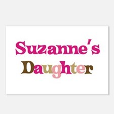 Suzanne's Daughter Postcards (Package of 8)