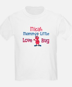 Micah - Mommy's Love Bug T-Shirt