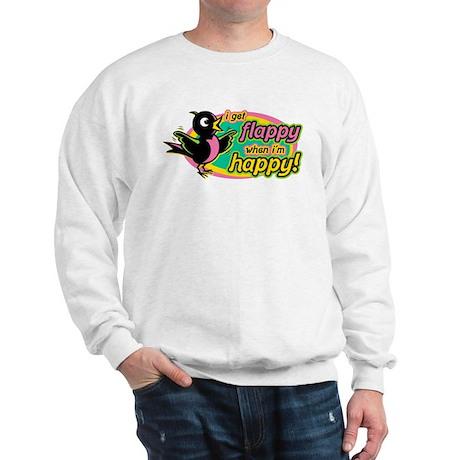 Flappy/Happy (GP2) Sweatshirt
