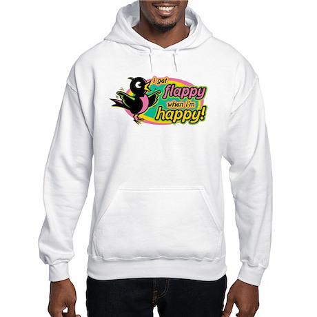 Flappy/Happy (GP2) Hooded Sweatshirt