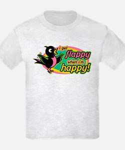 Flappy/Happy (GP2) T-Shirt