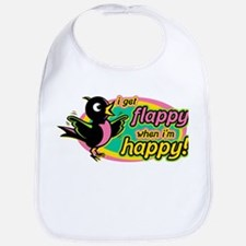 Flappy/Happy (GP2) Bib