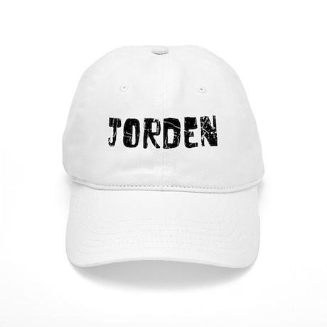 Jorden Faded (Black) Cap