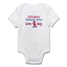 Nathaniel - Mommy's Love Bug Infant Bodysuit