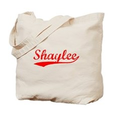 Vintage Shaylee (Red) Tote Bag