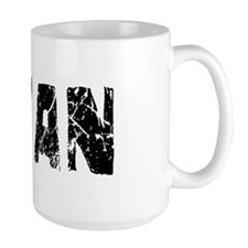 Jovan Faded (Black) Mug