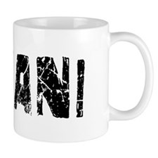 Jovani Faded (Black) Mug