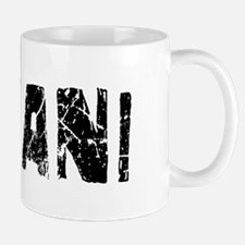 Jovani Faded (Black) Mug