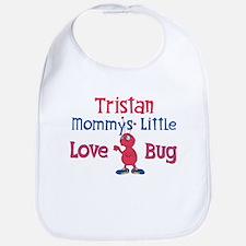 Tristan - Mommy's Love Bug Bib