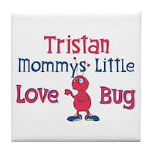 Tristan - Mommy's Love Bug Tile Coaster