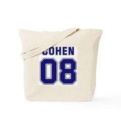 Cohen 08 Tote Bag