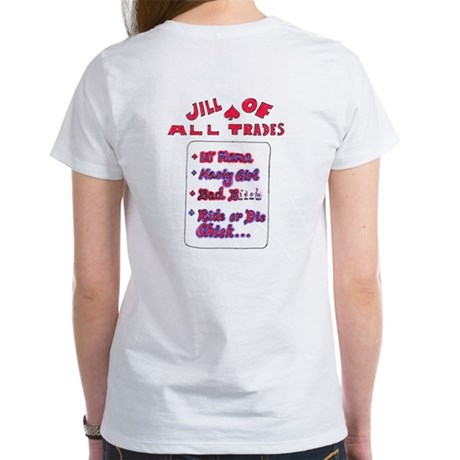 JILL OF ALL TRADES T-Shirt