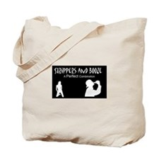 Cute Booze Tote Bag