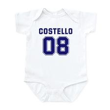 Costello 08 Infant Bodysuit