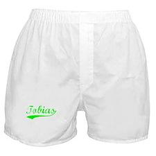Vintage Tobias (Green) Boxer Shorts
