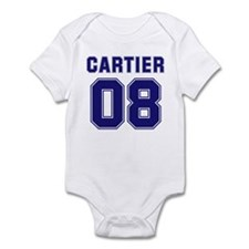 Cartier 08 Infant Bodysuit