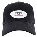 100 Percent Cash And Carry Manager Black Cap