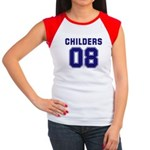 Childers 08 Women's Cap Sleeve T-Shirt