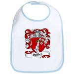 Stiller Family Crest Bib