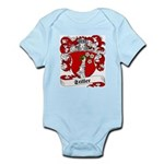 Stiller Family Crest Infant Creeper