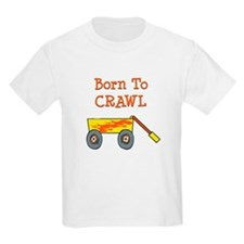 Born To Rock Crawl T-Shirt