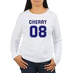 Cherry 08 Women's Long Sleeve T-Shirt