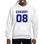 Cherry 08 Hooded Sweatshirt
