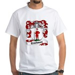 Stockman Family Crest White T-Shirt