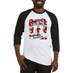 Stockman Family Crest Baseball Jersey