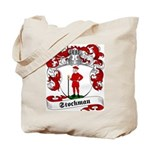 Stockman Family Crest Tote Bag
