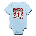 Stockman Family Crest Infant Creeper