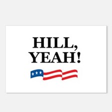 HILL, YEAH! Postcards (Package of 8)