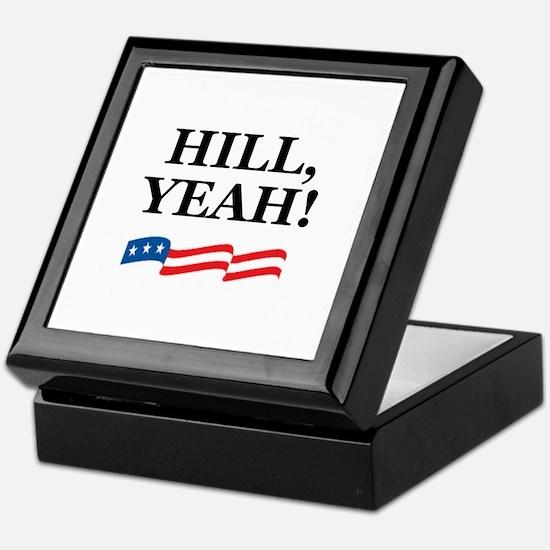 HILL, YEAH! Keepsake Box