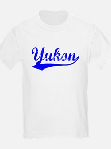 Vintage Yukon (Blue) T-Shirt
