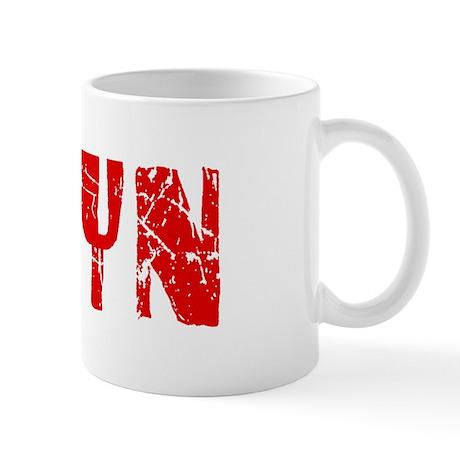 Jadyn Faded (Red) Mug