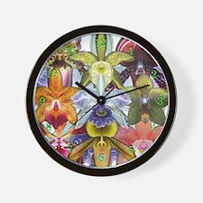 Unique Ceramic tiles Wall Clock