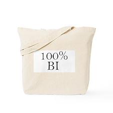 100% BI Tote Bag